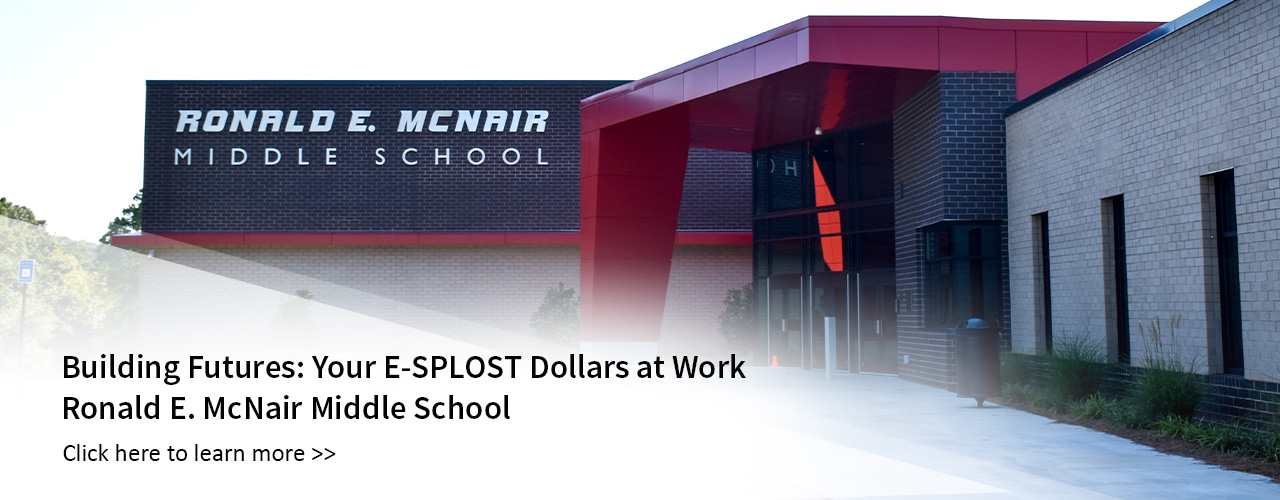 New McNair Middle School