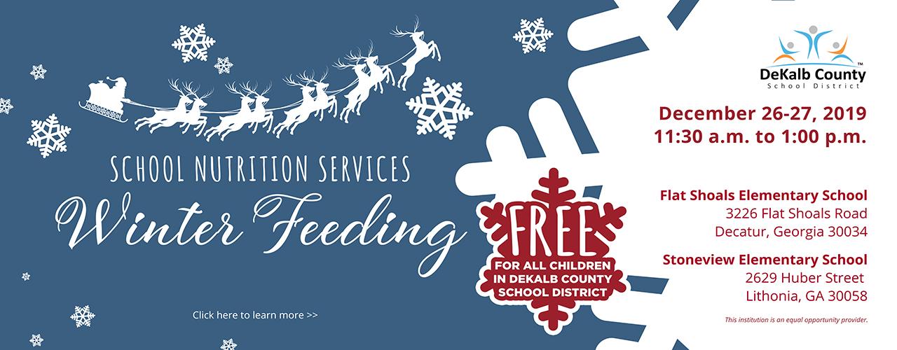 Winter Feeding 2019 web banner